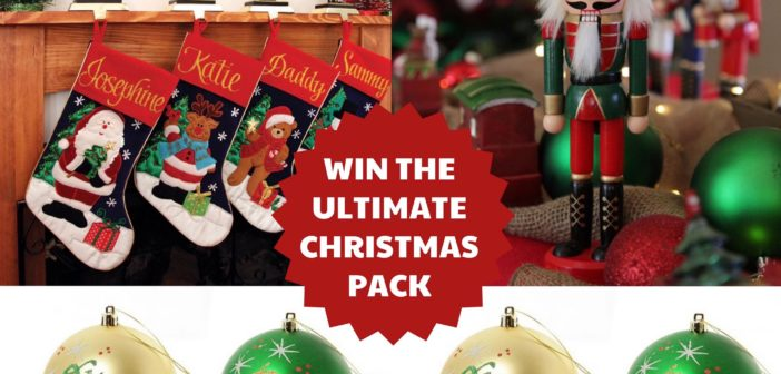 Win This Ultimate Christmas Pack